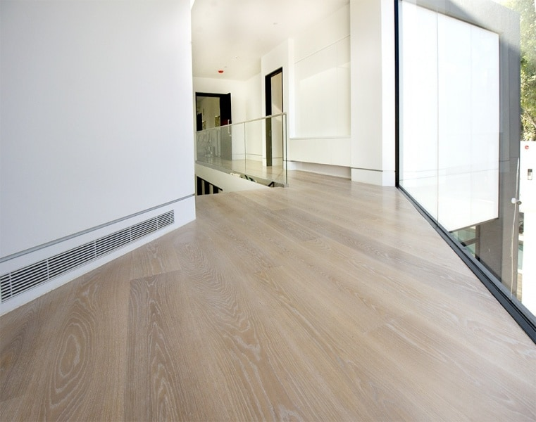 Hardwood Flooring Hallway Upper Section