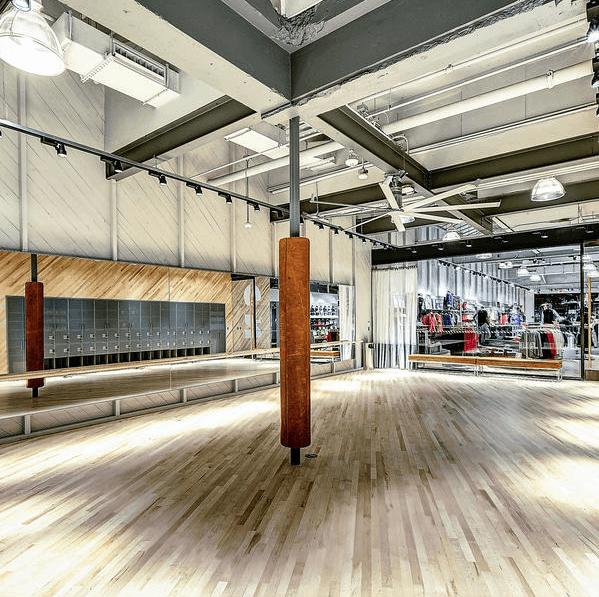 Nike-Newport-Beach-Fashion-Island-Hardwood-Flooring-1